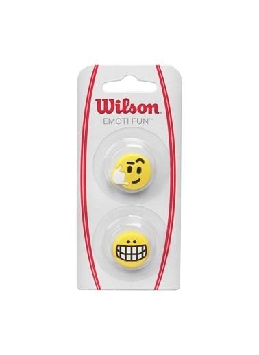 Wilson Wilson WRZ538600 EmotiFun Tenis Raketi Titreşim Önleyici Sarı